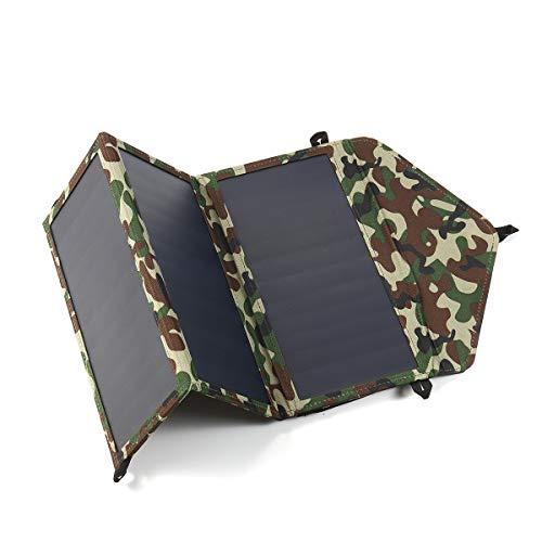 DyNamic 30W 5V Doppel Usb Prot Sunpower Solar Panel Faltbares Energienbank-Telefon-Ladegerät