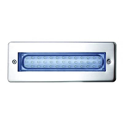 LED Brick Light LED Garden Wall Light White or Blue
