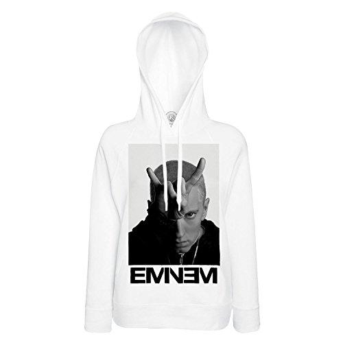Eminem Cappuccio Satana Diavolo Hop Hip Felpa Rap Con Fabulous FEcnqt6wT