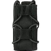 Viper TACTICAL Elite - Portacargador de Pistola de rápida liberación - 9 x 4 x 2cm - Negro