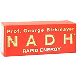 Prof. George Birkmayer NADH – Rapid Energy (60 Tabletten, 20 mg NADH / Coenzym 1 pro Tablette)