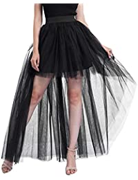 0c303fd8c972 Amazon.it  gonna asimmetrica - Gonne   Donna  Abbigliamento