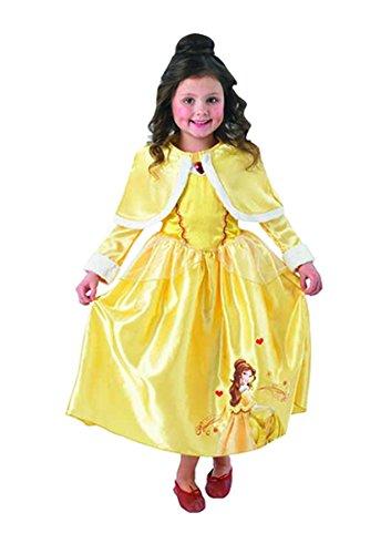Rubies 3881858 - Kostüm für Kinder - Belle Winter Wonderland, L