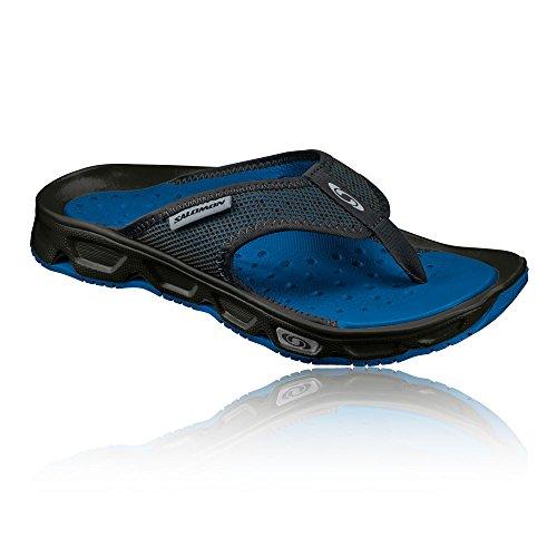 Salomon Herren RX Break Traillaufschuhe Schwarz Blau