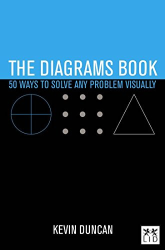 The Diagrams Book: 50 Ways to Solve Any Problem Visually (Concise Advice) por Kevin Duncan