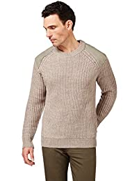 WoolOvers Pull Countryman - Homme - Pure laine