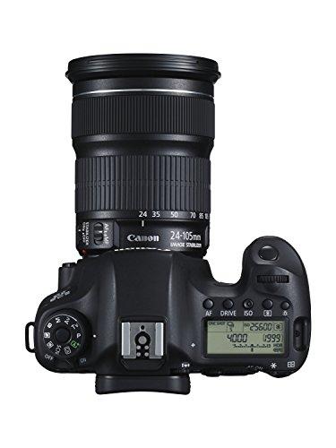 Canon EOS 6D SLR-Digitalkamera (20 - 4