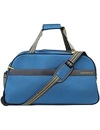 Aristocrat Polyester 65 cms Blue Travel Duffle (DFTDRH65BLU)
