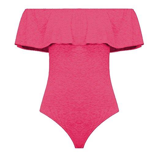Janisramone - Body - Body - Sans Manche - Femme * taille unique