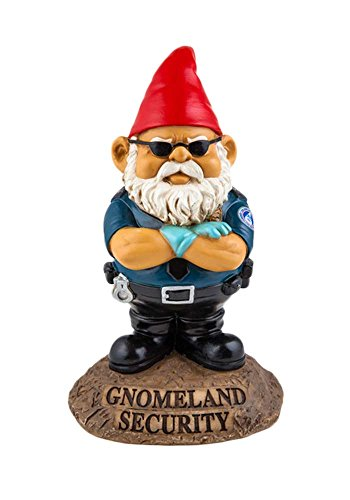 Gartenzwerg - Gnomeland Security