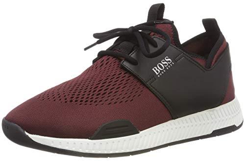 BOSS Athleisure Titanium_Runn_act, Sneakers Basses Homme
