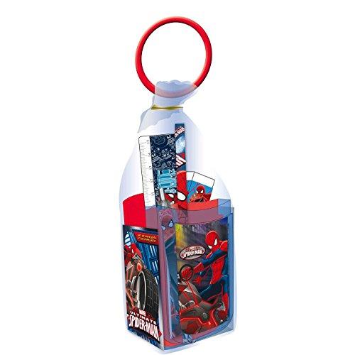 Set Cancelleria Spiderman