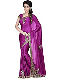 Arohi Designer Women'S Clothing Saree For Women Latest Design Saree New Collection 2018 (MancholiPink-AROHIM15...