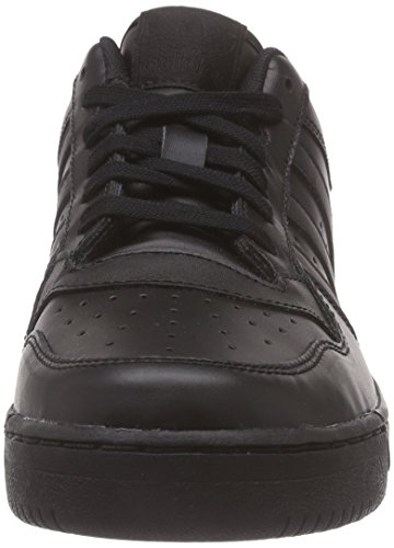 adidas M Attitude Revive Lo, Baskets Basses Femme Noir (Core Black/Core Black/Core Black)