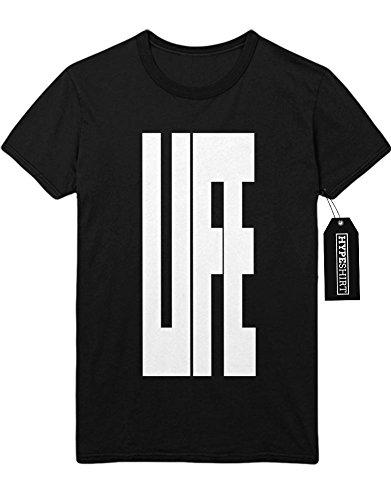T-Shirt LIFE H999968 Schwarz