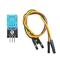Alftek Digital Temperature Relative Humidity Sensor DHT11 Module for Arduino