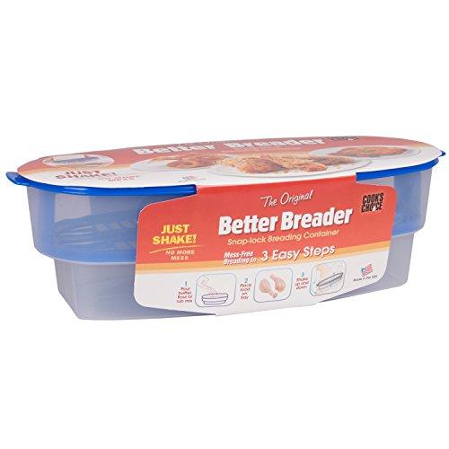 Cook's Choice Original Better Breader Batter Bowl