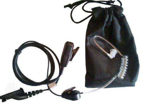 Motorola-DP3400-UHF-digital-radio-covert-earpiece