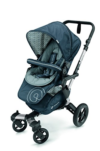 Concord 2004 S.A. NASL0972 Travel-Set Neo Air-Sleeper, Kollektion 2016, graphite grey