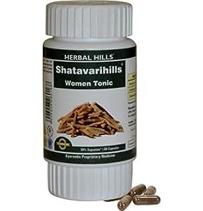 Herbal Hills Shatavarihills - 60 Capsules