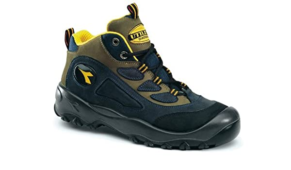 8d82e69deb Utility Diadora - Continental - S3 SRA - Safety Shoes (44): Amazon ...