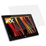 atFolix Schutzfolie kompatibel mit Wortmann Terra Pad 1161 Pro Bildschirmschutzfolie, HD-Entspiegelung FX Folie (2X)