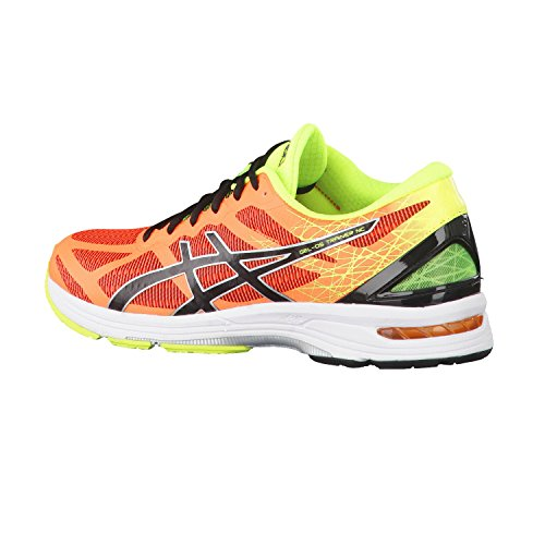 Asics - Gel-ds Trainer 21 Nc, Sneaker Uomo HotOrange/Black/FlashYellow