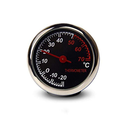 Lepakshi Mini Car Automobile Digital Clock Auto Watch Automotive Decoration Orna