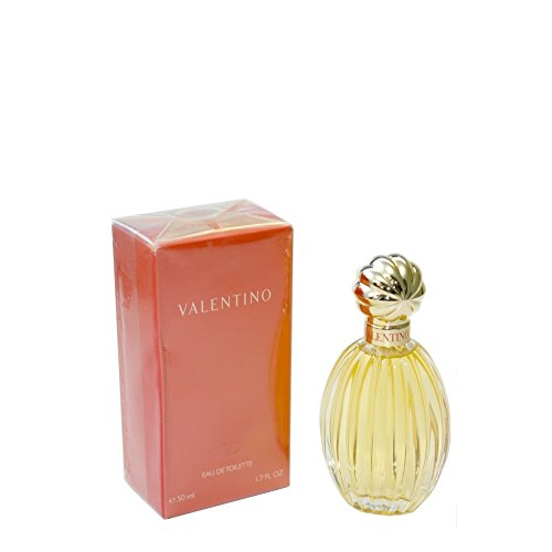Valentino Classic Women Eau de Toilette Splash 50 ml old Version - 50 Ml Splash