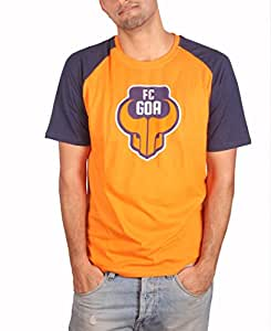 FC Goa - Orange Round Neck Men (XL)
