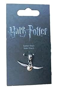 Vif d'or - Curseur Charm - produit Harry Potter de Warner Brothers officiel Licence d'!
