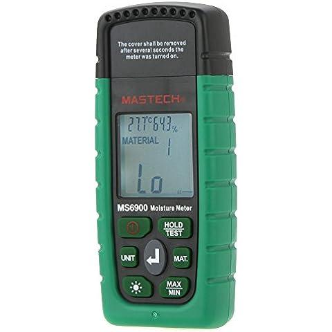 Mastech MS6900 Misuratore digitale di umidità per