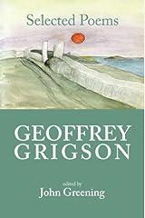 Geoffrey Grigson: Selected Poems Paperback