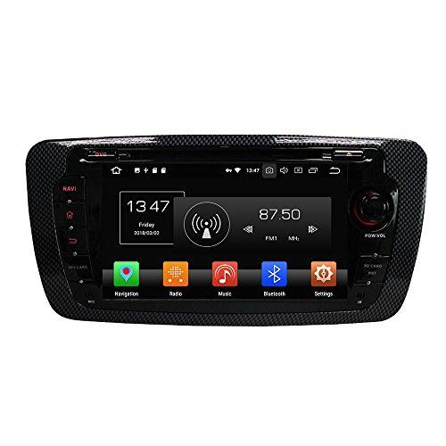 kunfine Android 8.0Octa Core coche reproductor de DVD Multimedia de navegación GPS...