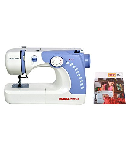 Usha Dream Stitch Electric Sewing Machine (White)