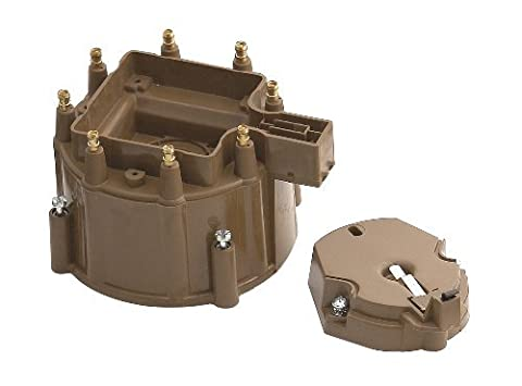 ACCEL 8122 Distributor Cap and Rotor Kit - Tan by