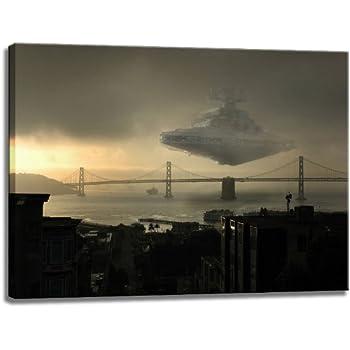Amazon De Sternenzerst 246 Rer 252 Ber Golden Gate Bridge Star