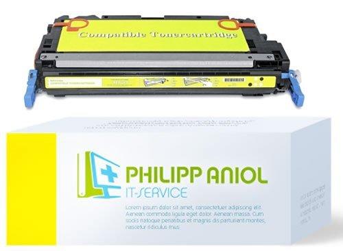 Preisvergleich Produktbild Alternativ zu Canon 1657B002 / 711Y Toner Yellow (ca. 6000 Seiten bei 5% Deckung) für Canon I-Sensys LBP-5300 / LBP-5360 / MF 9130 / MF 9170 / MF 9220 CDN / MF 9280 CDN & LBP LBP-5300 / LBP-5360 &