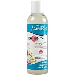 Activilong Acticurl Hydra Gel Activateur de Boucles Pitaya Glycerin Aloe Vera 200 ml
