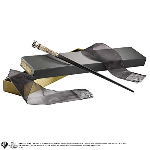 The Noble Collection - Varitas fantásticas Spielman Wand