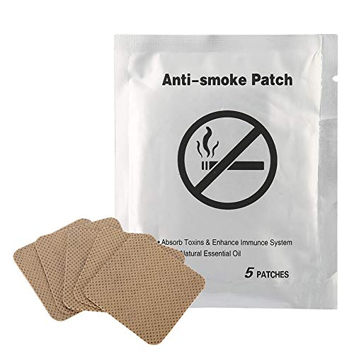 Anti-Raucher-Patch 5 Stücke Anti-Raucher-Patch Stop Smoking Pad Rauchen aufhören Gips Raucherentwöhnung für Raucher -