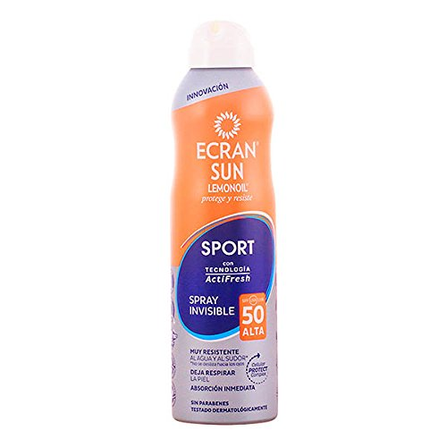Ecran, Filtro solar corporal - 250 ml.