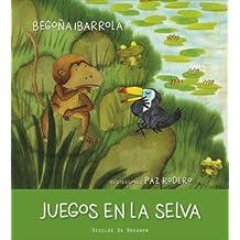 Juegos en la selva (SOY VALOR/SOY EMOCIÓN)