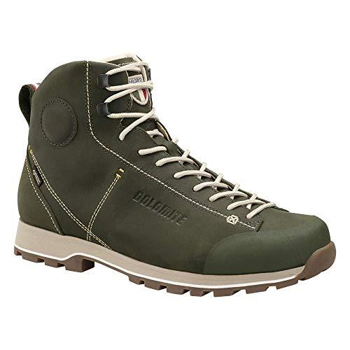 Dolomite Unisex-Erwachsene Bota Cinquantaquattro High Fg GTX Trekking- & Wanderstiefel, Ivy Green, 47 EU