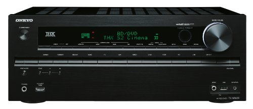Onkyo TXNR609 Home Cinema Receiver Black