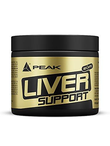 PEAK Liver Support - 90 Kapseln à 950mg