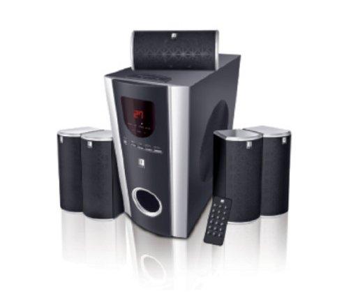iBall 5.1 Home Theatre Speaker Full Wood multimedia Speaker