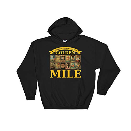 Meta Cortex The Worlds End The Newton Haven Glorious Golden Mile Movie Hoodie Kapuzenpullover - Fuzz-t-shirt Hot