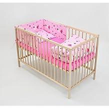 tour de lit bébé fille amazon Amazon.fr : tour de lit bebe fille   ETS tour de lit bébé fille amazon