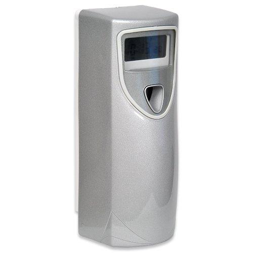 Duftspender Style - Programmierbarer Lufterfrischer in Edelstahloptik zur Raumbeduftung (Programmierbare Lufterfrischer)